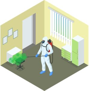 Virus sanitize